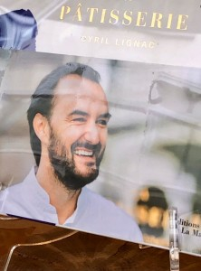 O pâtissier Cyril Lignac